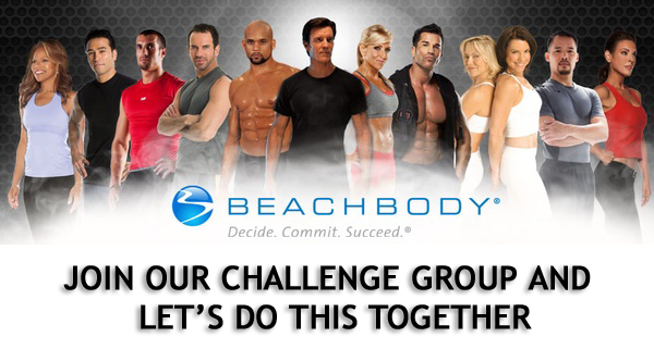 Beachbody Challenge trainers photo